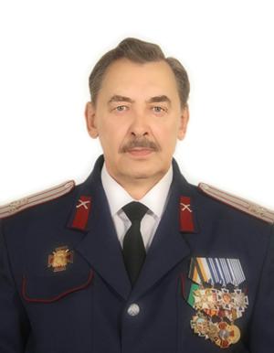 Верховный Атаман ВБКВ Валерий Никитин